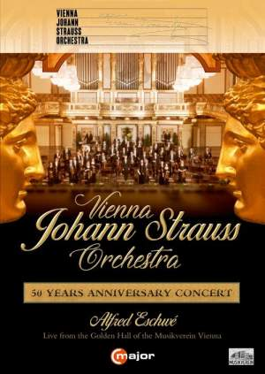 Vienna Johann Strauss Orchestra - 50 Years Anniversary Concert Product Image