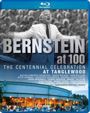 Bernstein at 100 Product Image