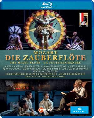 Mozart: Die Zauberflöte ('The Magic Flute')