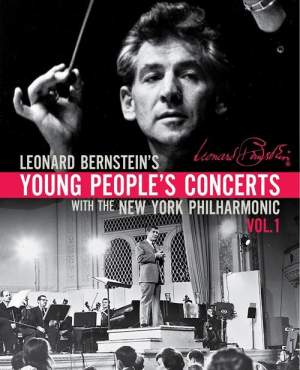 Leonard Bernstein's Young People's Concerts Vol. 1 Product Image
