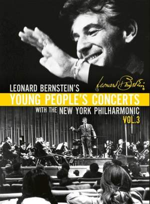 Leonard Bernstein: Young People's Concerts, Vol. 3 Product Image