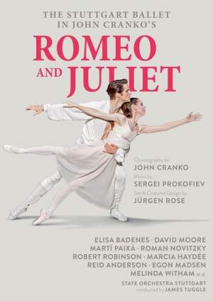 The Stuttgart Ballet in John Cranko's Romeo and Juliet Product Image