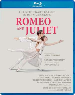 The Stuttgart Ballet in John Cranko's Romeo and Juliet