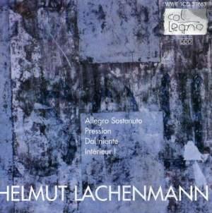 Helmut Lachenmann: Chamber Music