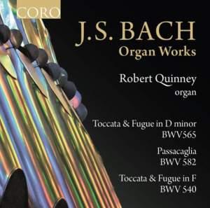 JS Bach: Organ Works Vol. II