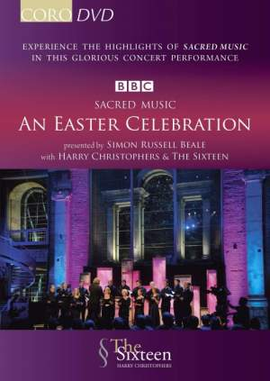 Sacred Music: An Easter Celebration Product Image