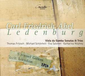 Abel: Viola da Gamba Sonatas and Trios Product Image