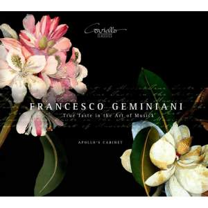 Francesco Geminiani: True Taste in the Art of Musick Product Image