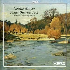 Emilie Mayer: Piano Quartets Nos. 1 & 2