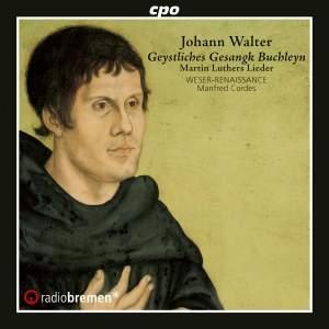Walter, J: Geystliches Gesangk Buchleyn (1524-25) Product Image
