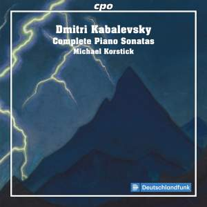 Kabalevsky: Piano Sonatas