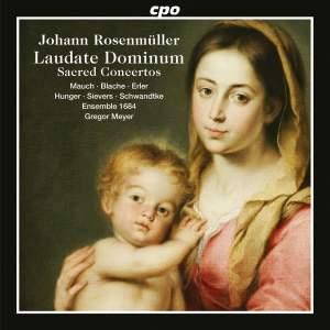 Johann Rosenmüller: Laudate Dominum