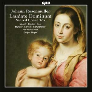 Johann Rosenmüller: Laudate Dominum Product Image