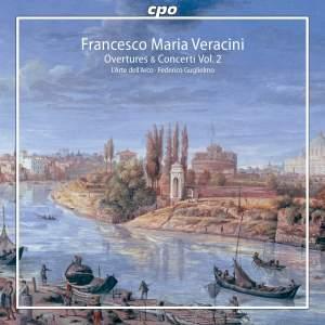 Veracini: Overtures & Concerto, Vol. 2