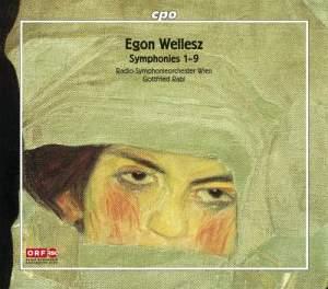 Wellesz - Complete Symphonies