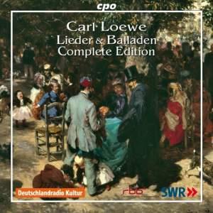 Carl Loewe - Lieder & Balladen Complete Edition (Volumes 1-21)
