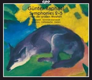 Günter Raphael - Symphonic Works