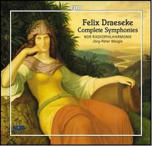 Draeseke: Complete Symphonies