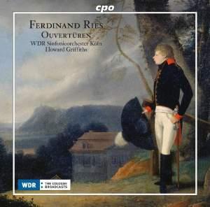 Ferdinand Ries: Overtures - Vinyl Edition