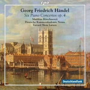 Handel: Organ Concertos, Op. 4 - Vinyl Edition