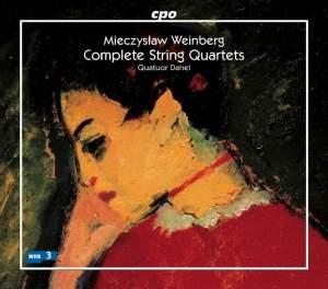 Weinberg: String Quartets