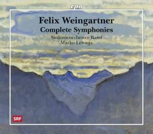 Felix Weingartner: Complete Symphonies Box Set