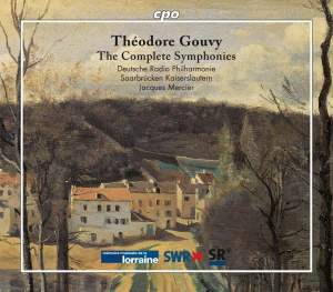 Gouvy - The Complete Symphonies