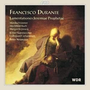Durante, F: Lamentationes Jeremiae Prophetae