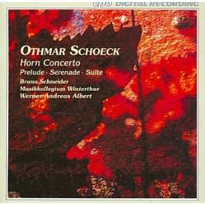 Othmar Schoeck: Horn Concerto and other works
