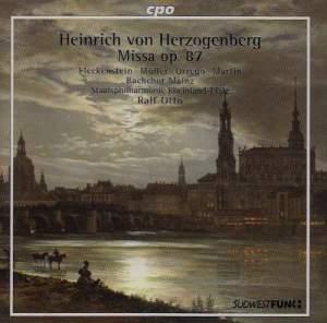 Herzogenberg, L: Missa in E minor, Op. 87