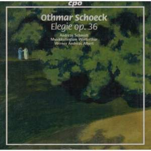Schoeck: Elegie Op. 36 (song cycle)