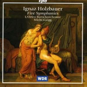 Holzbauer: Five Symphonies