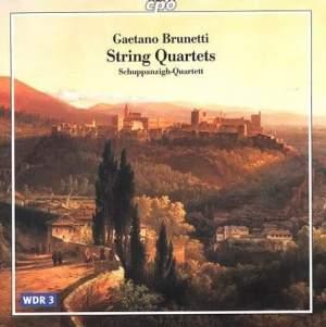 Brunetti: String Quartet in A, etc.
