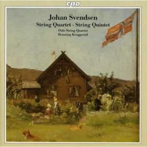 Svendsen: String Quartet in A minor, Op. 1, etc.