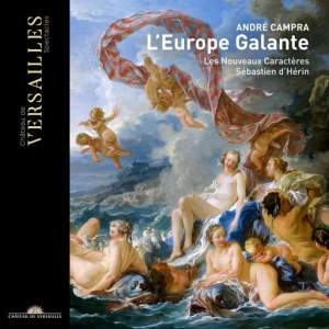 André Campra: L'Europe Galante Product Image