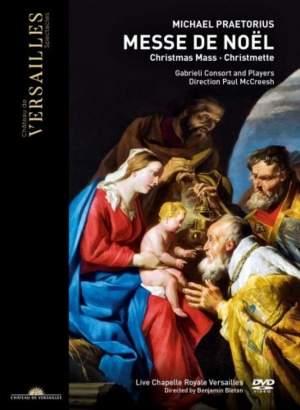 Michael Praetorius: La Messe De Noël (Christmas Mass) Product Image