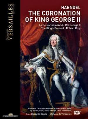 Handel: The Coronation of King George II