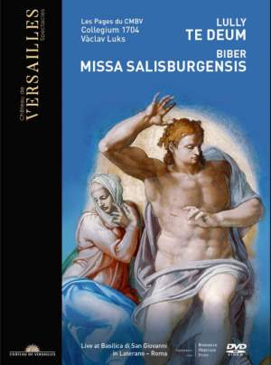 Lully: Te Deum and Biber: Missa Salisburgensis Product Image