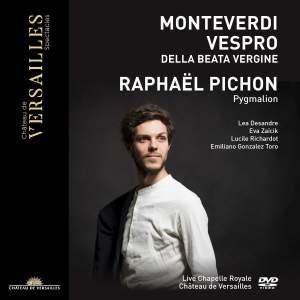 Monteverdi: Vespro della Beata Vergine Product Image