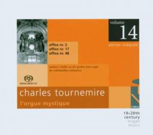 Tournemire: L'Orgue Mystique Vol. 14