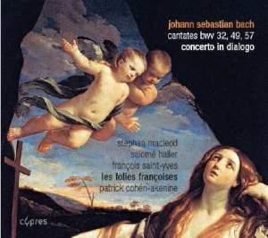Bach - Concerto in Dialogo
