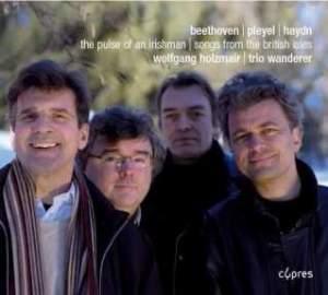 Beethoven, Pleyel & Haydn - 26 Songs from The British Isles