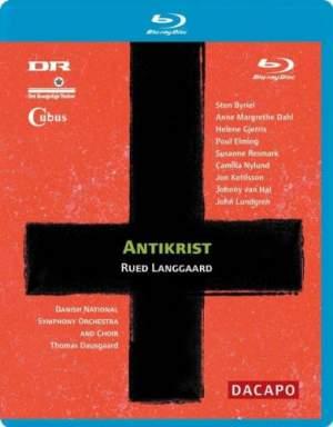 Langgaard, R: Antikrist