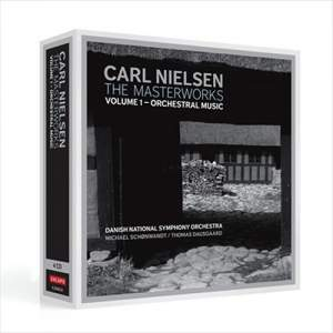 Nielsen: The Masterworks Volume 1 (Orchestral Music)
