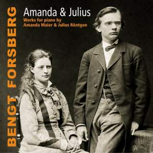 Amanda & Julius - Works for Piano