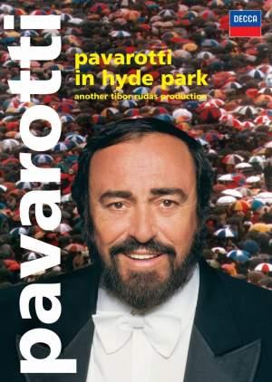 Pavarotti in Hyde Park