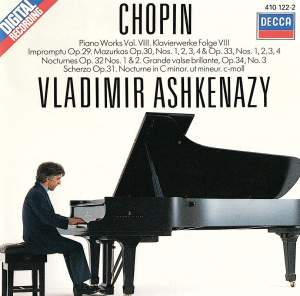 Chopin: Piano Works Vol. 8