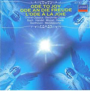 Ode to Joy: Choral Classics