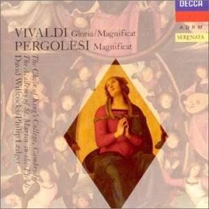 Vivaldi/Pergolesi: Choral Works