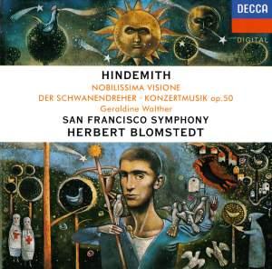 Hindemith: Noblissima Visione
